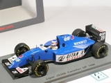 F1 Benetton B188 #19  Nannini  British GP 1988 - Spark 1/43