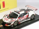 Honda NSX #30  Motul  6th 24h Spa 2019 - Spark 1/43